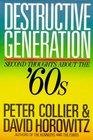 Destructive Generation