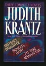 Judith Krantz Three Complete Novels