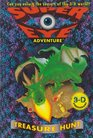 Treasure Hunt (Super Eye Adventure, Bk 2)