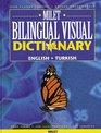 Milet Bilingual Visual Dictionary EnglishTurkish