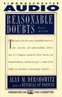 Reasonable Doubts: The O.J. Simpson Case and the Criminal Justice System (Audio Cassette) (Abridged)