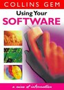 Using Your Software