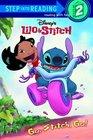 Go, Stitch, Go! (Step-Into-Reading, Step 2)