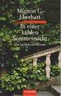 In einer khlen Sommernacht Ein Sarah- Keate- Roman