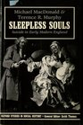 Sleepless Souls Suicide in Early Modern England