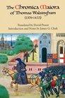 The Chronica Maiora of Thomas Walsingham