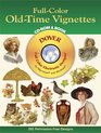 Full-Color Old-Time Vignettes CD-ROM and Book