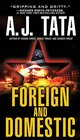 Foreign and Domestic (Jake Mahegan, Bk 1)