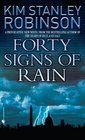 Forty Signs of Rain (Capital Code, Bk 1)