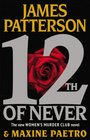 12th of Never (Women's Murder Club, Bk 12) (Audio CD) (Abridged)