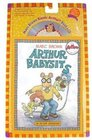 Arthur Babysits Book  CD