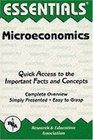 The Essentials of Microeconomics (Essentials)