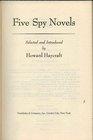 5 Spy Novels