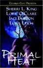 Primal Heat: Moon Lust  / Pack Law  / Running Mate / Wolfe's Hope