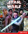 Disney Star Wars The Last Jedi Look and Find Book 9781503728103 Available 12/15/17
