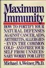 Maximum Immunity