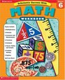 Scholastic Success With Math Workbook Grade 6