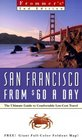 Frommer's San Francisco from 60 A Day 2nd Edition