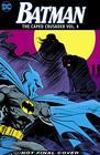 Batman The Caped Crusader Vol 4