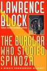 The Burglar Who Studied Spinoza (Bernie Rhodenbarr, Bk 4)