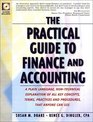 The Practical Guide To Finance And Accounting