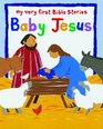 The Baby Jesus  A TouchandFeel Book