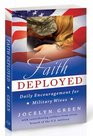 Faith Deployed Daily Encouragement for Military Wives