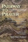 PATHWAY TO PRAYER SEFARDIC SHABBOS