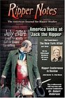 Ripper Notes America Looks at Jack the Ripper