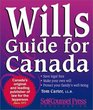 Wills guide for Canada