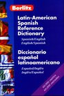 Latin-American Spanish Reference Dictionary