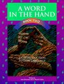 A Word in the Hand Book 2 An Introduction to Sign Language