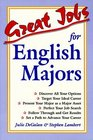 Great Jobs for English Majors (Vgm's Great Jobs Series)