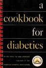 A Cookbook for Diabetics