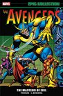 Avengers Epic Collection Masters of Evil