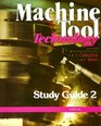 Machine Tool Technology Study Guide 2