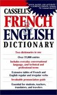 Cassell's French  English Dictionary