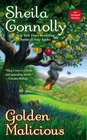 Golden Malicious (Orchard Mystery, Bk 7)