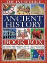 THE INCREDIBLE ANCIENT HISTORY BOOK BOX Step into the past with 8 fantastic books Ancient Greece The Inca World Mesopotamia The Roman Empire   Maya Worlds The Celtic Worlds