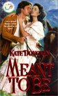 Meant to Be (Happily Ever After Company, Bk 3) (Zebra Ballad)