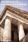 Handbook of Old Gallatin County and Southeastern Illinois