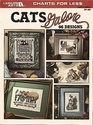 Cats Galore  (Leisure Arts #2821) (Charts for Less)