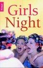 Girls Night wie Frauen lastern und lachen
