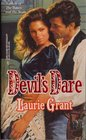 Devil's Dare (Harlequin Historical, No 300)