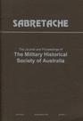 Sabretache No. 1 and No. 2, 1997