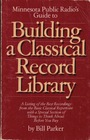 Building a Classical Record Library