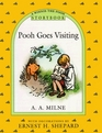 Pooh Goes Visiting (A Winnie-the-Pooh Story Book)