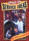 HandsOn Service Ideas for Children's Ministry