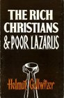 The rich Christians and poor Lazarus