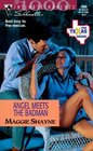 Angel Meets the Badman (Texas Brand, Bk 8) (Silhouette Intimate Moments, No 1000)